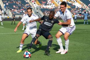 Match report: Philadelphia Union 2-2 Orlando City SC