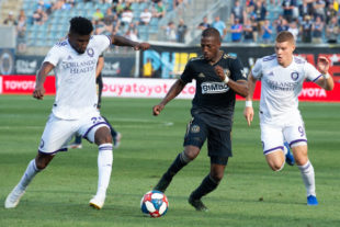 News roundup: Bedoya named Player of the Week, Fabian and Curtin honored, Wayne Rooney possibly heading back to England