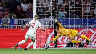 Match report: U.S.A. 2 – 1 England