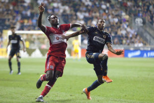 News roundup: Union camo tops, mutiny in Atlanta, U.S. Soccer and equal pay