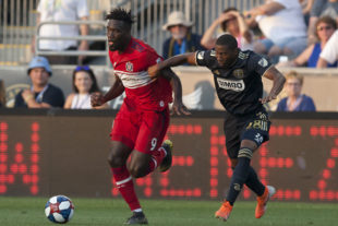 Player ratings: Chicago Fire 2-0 Philadelphia Union