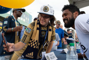 In pictures: Philadelphia Union Alumni Night