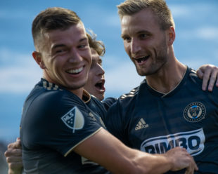 News roundup: Late night win for Union, Supporters Shield, playoff clarity, more