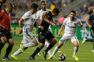 News roundup: Union lose, Steel lose, Alejandro Bedoya injured