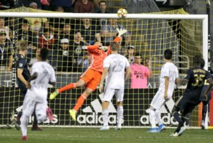 Match report: Philadelphia Union 1-1 Los Angeles FC