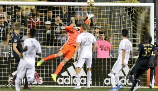 Match report: Philadelphia Union 1-1 Los Angeles FC