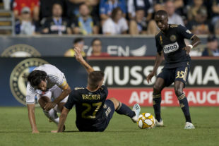 News roundup: Union lose, Steel lose, Pulisic dosen't play again