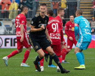 Season review: Union center backs do the unexpected, for better or worse