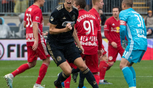 News roundup: Faith pays off for the Union, MLS Expansion Draft tonight, Sky Blue moves to RBA