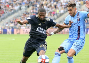 In pictures: Philadelphia Union 1-2 New York City FC