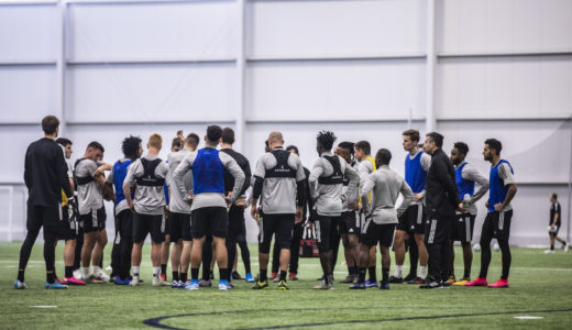 Thoughts on Union trialist Ibrahim Conteh