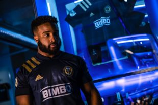 Cheering for laundry: the new Union jersey