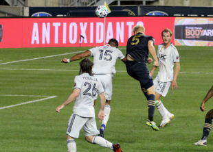 Match preview: New England Revolution vs Philadelphia Union