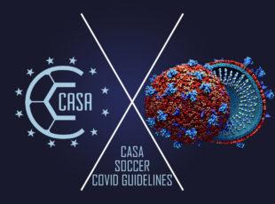 Kicking it through COVID: The CASA Soccer League's return to play