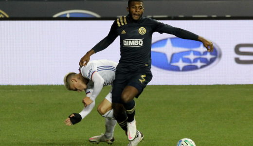 Was the Union's defense tiring?