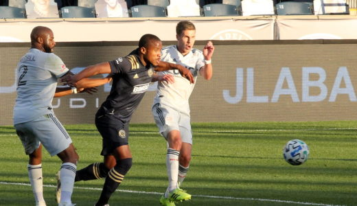 News roundup: Union vs Revs, MLS playoffs round 1, Champions League group stage