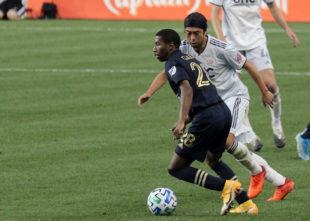Match report: Philadelphia Union 0-2 New England Revolution