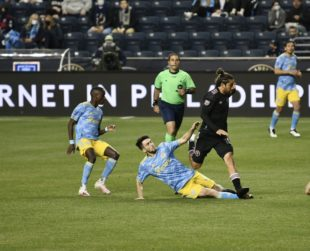 Match report: Philadelphia Union 1-2 Inter Miami CF