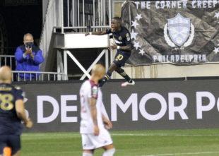 Match report: Philadelphia Union 4-0 Deportivo Saprissa