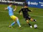 Making his MLS Debut,  Brandan Craig comes in as a sub for Ilsinho.