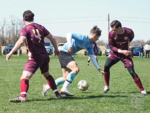 Fishtown FC vs Rebels (photo courtesy of CASA Soccer)