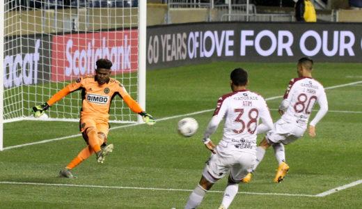 Player ratings: Philadelphia Union 0 – 0 Columbus Crew