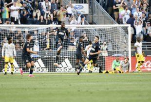 Match report: Philadelphia Union 1-0 Columbus Crew