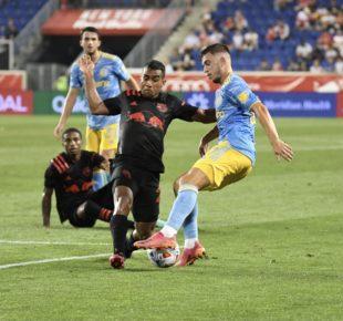 Match analyses: Nashville SC and New York Red Bulls