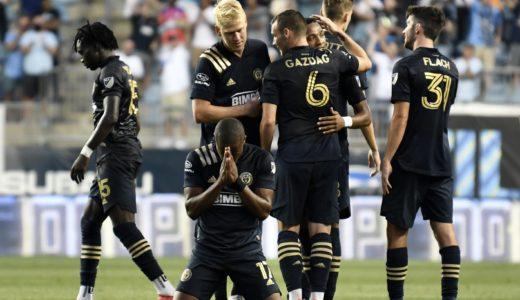 Match report: Philadelphia Union 3-0 Toronto FC