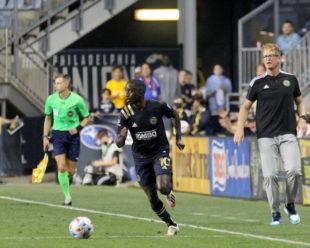 In pictures: Philadelphia Union 1-0 New York City FC