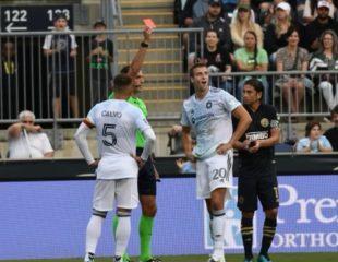 Match report: Philadelphia Union 1-1 Chicago Fire