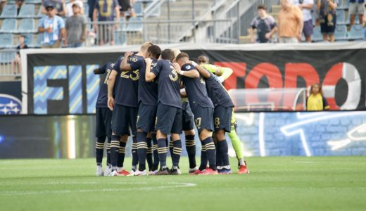 Taking stock of the Union with three games to go