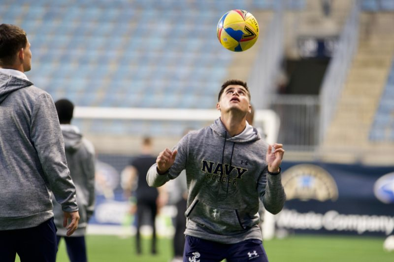In Pictures: Army-Navy Cup X